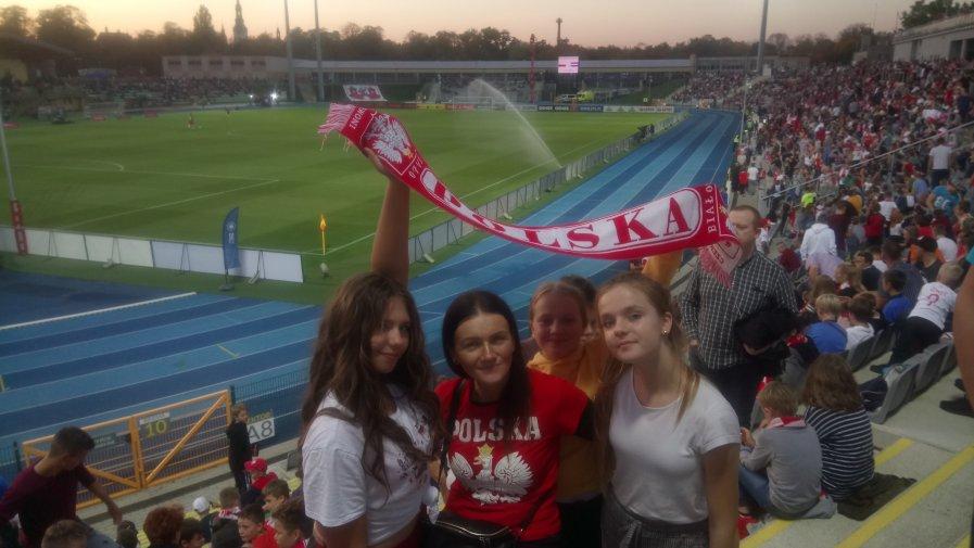Mecz piłkarski POLSKA-HOLANDIA